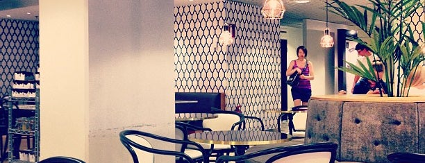 Uudet Fazer Cafét