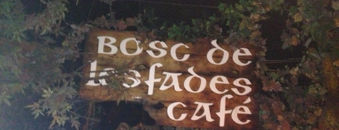 El Bosc de les Fades is one of De festa!.