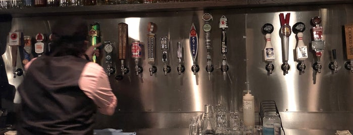 Glass Half Full Taproom at Alamo Drafthouse is one of Drink & Quiz in Denver.