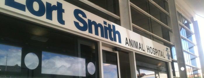 Lort Smith Animal Hospital is one of Alex'in Kaydettiği Mekanlar.