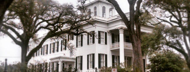 Stanton Hall is one of Mississippi.