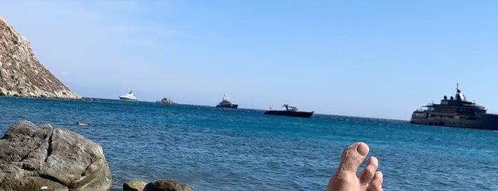 Buddha Bar Beach is one of Greece.