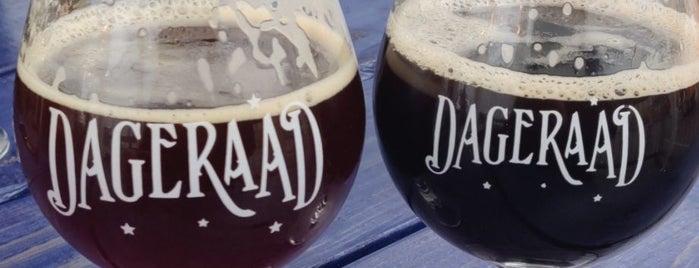 Dageraad Brewing is one of Beer in Vancity.