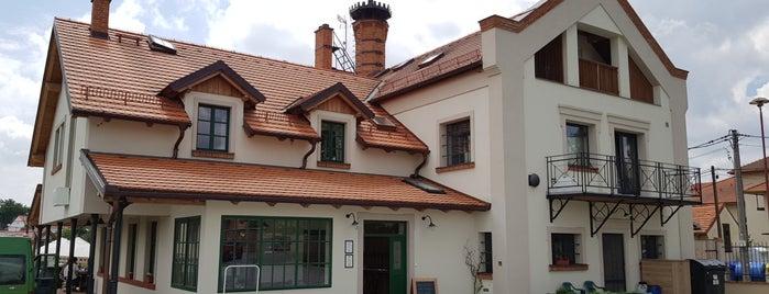 Pivovar Kytín is one of Jiri : понравившиеся места.