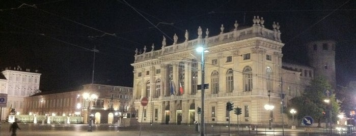 Piazza Castello is one of Torino.