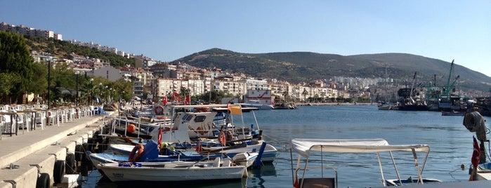 Dikili Liman Çay Bahçesi is one of Elif'in Beğendiği Mekanlar.