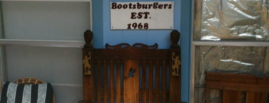 Boots Burgers is one of * Gr8 Burgers—Juicy 1s In The Dallas/Ft Worth Area.