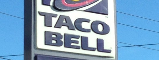 Taco Bell is one of The Wil List - CT.