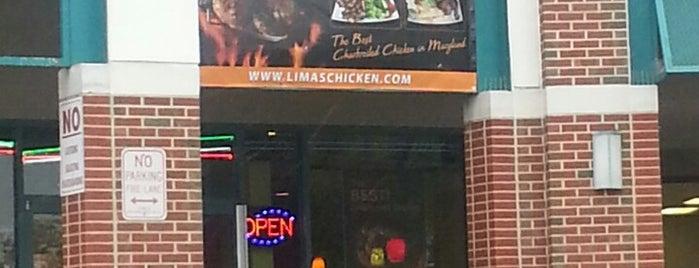 Lima's Chicken is one of prashant'ın Kaydettiği Mekanlar.