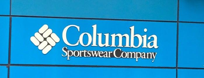Columbia Shop Alsancak is one of Gespeicherte Orte von Can.