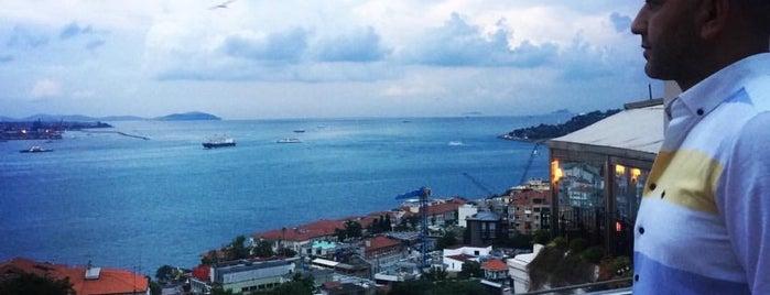 CVK Bosphorus Hotel Teras is one of Lugares favoritos de H.
