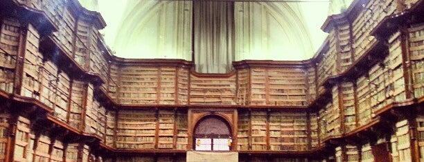 Biblioteca Angelica is one of Books everywhere I..