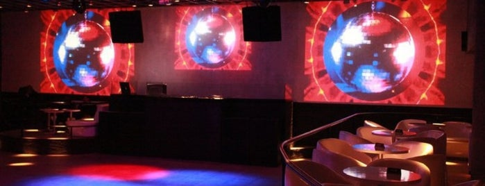 Nyx Lounge is one of sao luis ma.