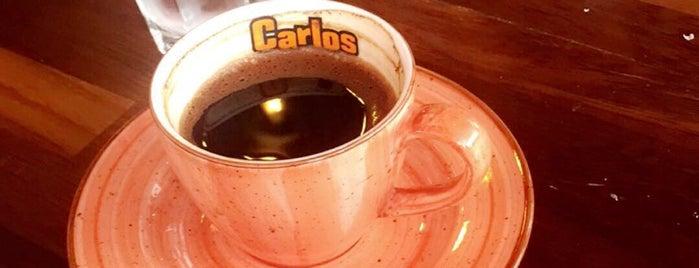 Carlos Food&Drink is one of Lieux qui ont plu à Cem.