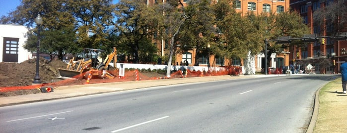 Dealey Plaza is one of USA.