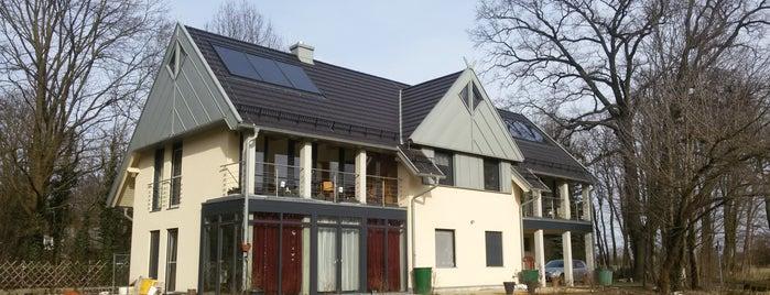 Ferienwohnung Burger Nachtigall is one of Architekt Robert Viktor Scholz: Projekte (Auswahl).