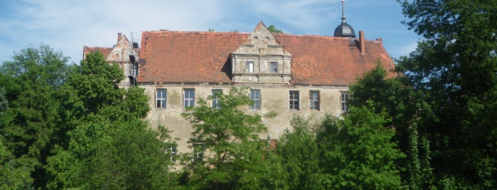 Schloss Mühlberg is one of Schlösser in Brandenburg.