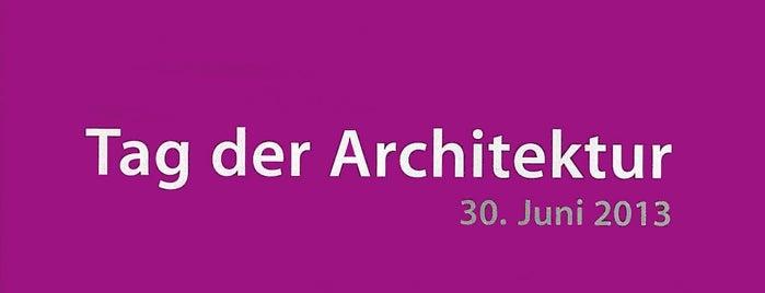 Architekt Robert Viktor Scholz: Projekte (Auswahl)