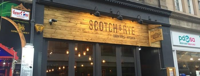 Scotch & Rye is one of Scotland.