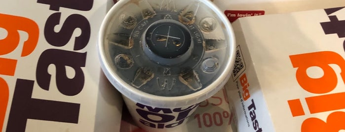 McDonald's is one of Kevin'in Beğendiği Mekanlar.