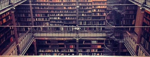 Bibliotheek Van Het Rijksmuseum is one of Books everywhere I..