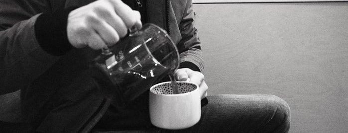 Máma mele kafe is one of Kde si pochutnáte na kávě doubleshot?.