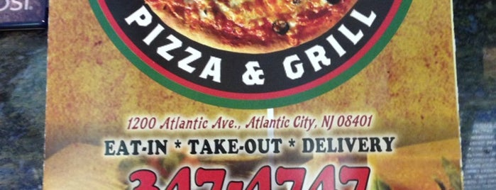 Gino's Pizza is one of Go-To Eats.