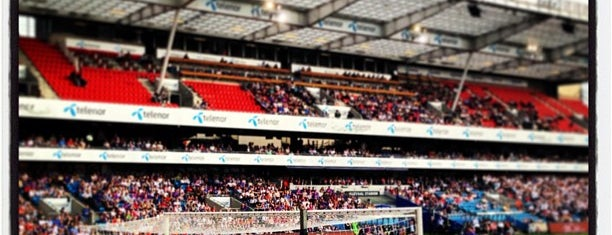Ullevaal Stadion is one of International Sports~Part 1....