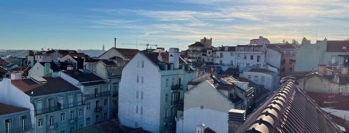 Lumi Rooftop is one of Lisboa.