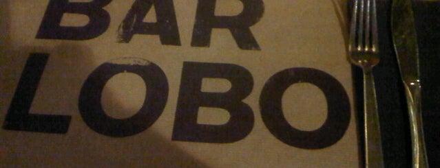 Bar Lobo is one of Barka.