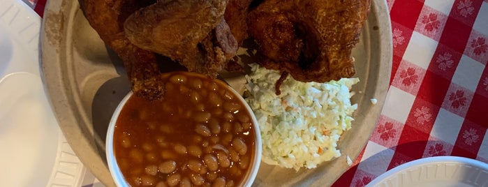 Gus's World Famous Fried Chicken is one of East Cobb.