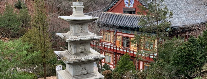 구인사 (救仁寺) is one of [To-do] Korea.