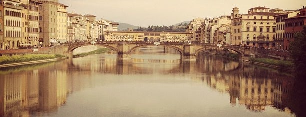 Ponte alla Carraia is one of Florence.
