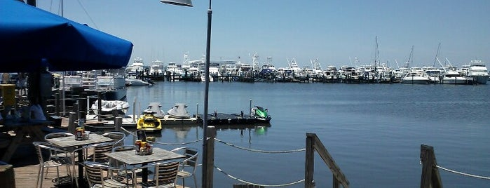 Marina Bar And Grill is one of Destin.