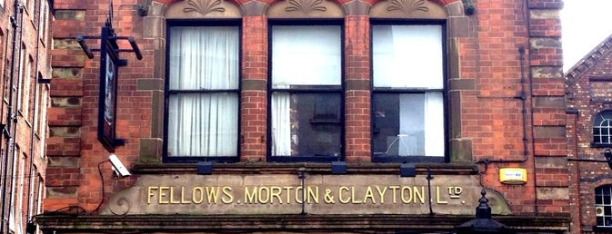 Fellows, Morton & Clayton is one of Carl 님이 좋아한 장소.