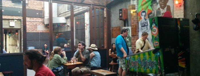 Mission Dolores is one of NYC Good Beer Passport 2014.