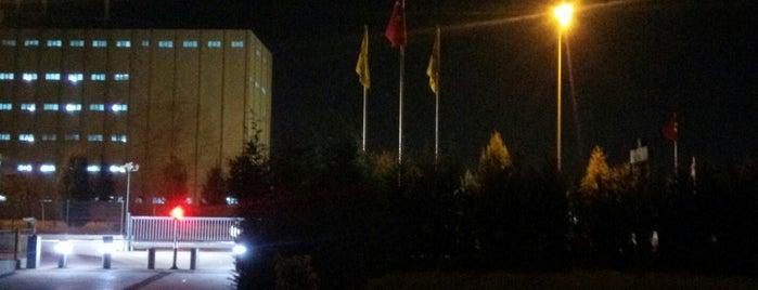 ETİ | Yönetim Kampüsü is one of Orte, die Kamil gefallen.