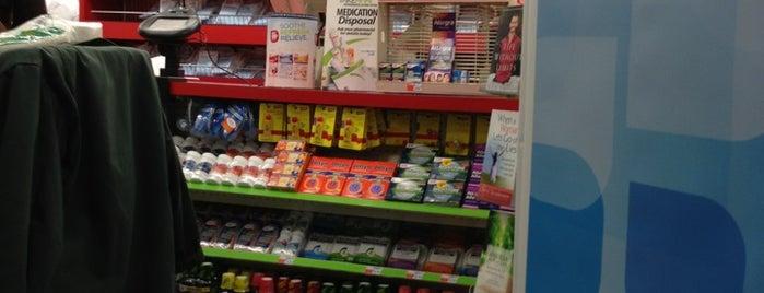 CVS pharmacy is one of Orte, die Alberto J S gefallen.