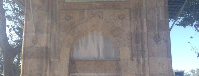 Hacı Adil Bey Çeşmesi is one of Lugares favoritos de Vahit.