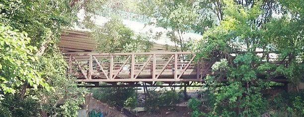 Cedar Lake Parkway Bridge is one of Alan'ın Beğendiği Mekanlar.