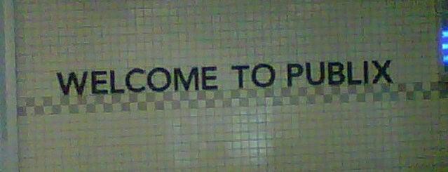 Publix is one of Tempat yang Disukai Sharon.