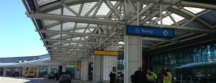 Baltimore/Washington International Thurgood Marshall Airport (BWI) is one of Skyfall.