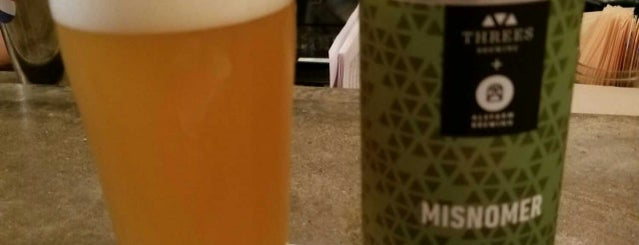 Threes Brewing is one of Michaelさんのお気に入りスポット.