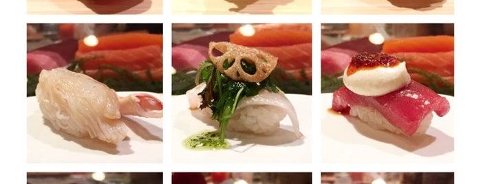 Sushi of Gari is one of Dmitryさんの保存済みスポット.