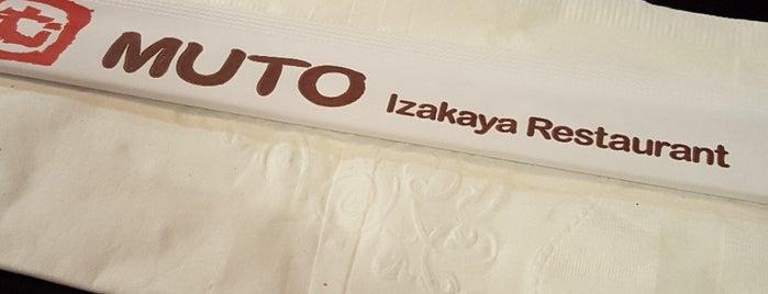 Muto Izakaya Restaurant is one of Posti che sono piaciuti a Magan.