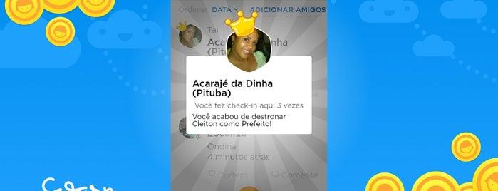 Acarajé da Dinha (Pituba) is one of Salvador.