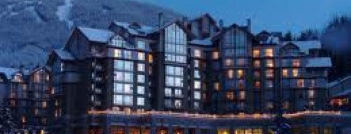 Hilton Whistler Resort & Spa is one of Whistler.