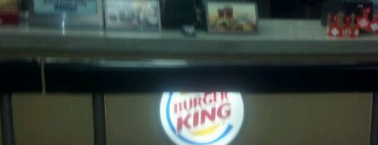 Burger King is one of Alabama.