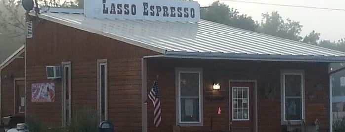 Lasso Espresso is one of Ruth's Liked Places.