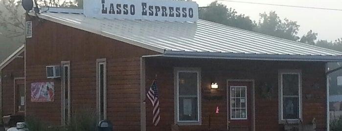 Lasso Espresso is one of Posti che sono piaciuti a Ruth.